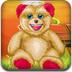 打扮泰迪熊