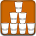 水杯叠叠乐