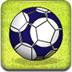 练习踢足球
