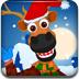 圣诞驯鹿装扮
