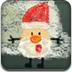 圣诞老人涂鸦跳跃
