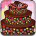 香浓的巧克力蛋糕