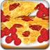 美味树梅烤饼