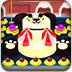 熊猫生日蛋糕