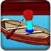 小船逃离山洞