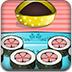 美味的寿司卷
