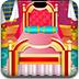 皇家公主的房间装饰
