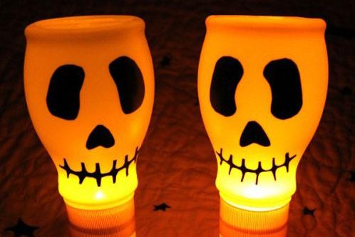 万圣节搞怪创意灯具