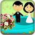 春季婚礼大蛋糕