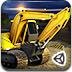 3D重型挖掘机�?�