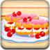 制作草莓面包