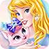公主与猫咪-益智小游戏