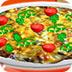 圣诞早餐香肠砂锅