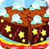 诱人的巧克力蛋糕