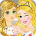 迪士尼公主自拍比赛-益智小游戏
