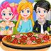 披萨餐厅小游戏