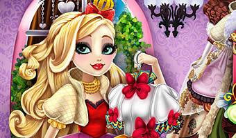 公主的漂亮衣橱