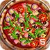 学习烹饪披萨