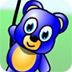 泰迪熊与气球小游戏