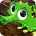 救援绿鳄鱼