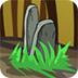 逃离阴森的墓园