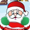 圣诞老人的挑战小游戏
