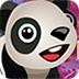 救援可爱的熊猫宝宝