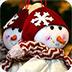 可爱的圣诞玩具2