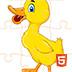 黄色小鸭拼图