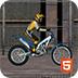 摩托车障碍大赛