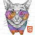 个性猫拼图
