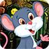 救援精致的老鼠