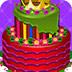 美味的皇冠蛋糕