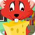 老鼠偷奶酪吃