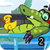 大鳄鱼爱小黄鸭2