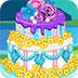 安娜婚礼蛋糕装饰
