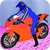 高空摩托特技赛