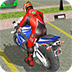 摩托停车考验