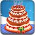 圣诞老人的蛋糕