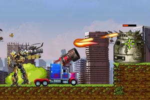 Jogo Transformers War
