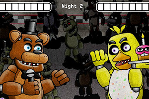 Five Fights At Freddy's Luta